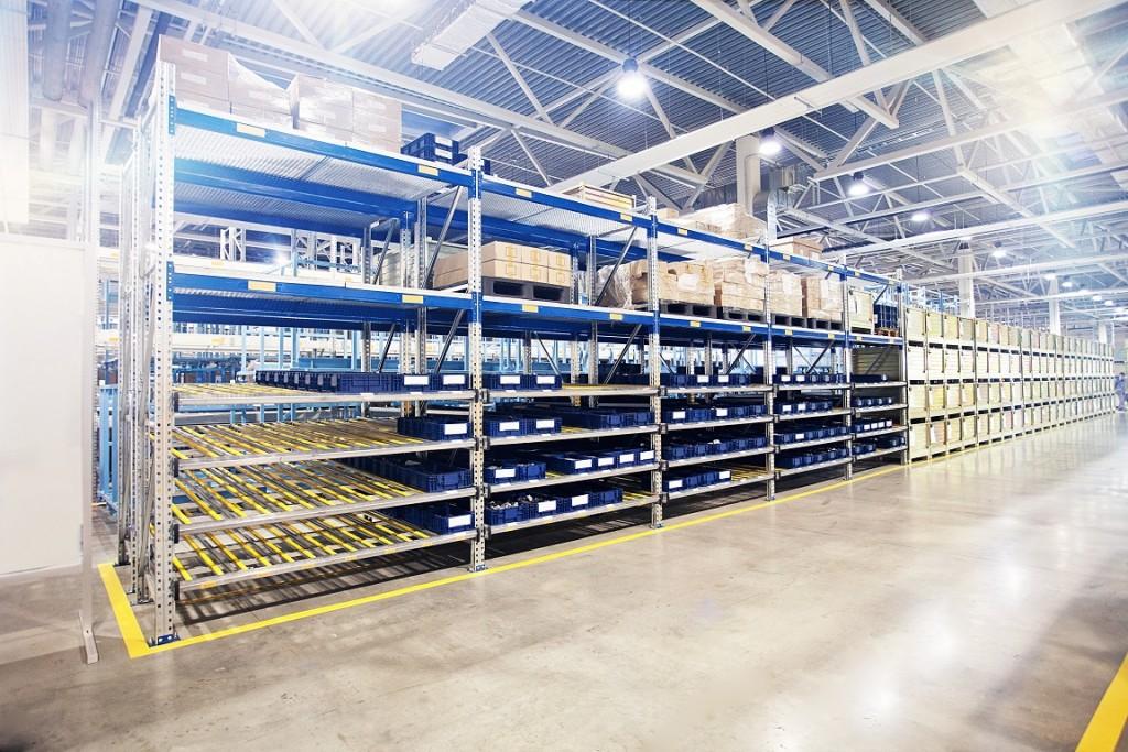 Warehouse Lighting Best Practices