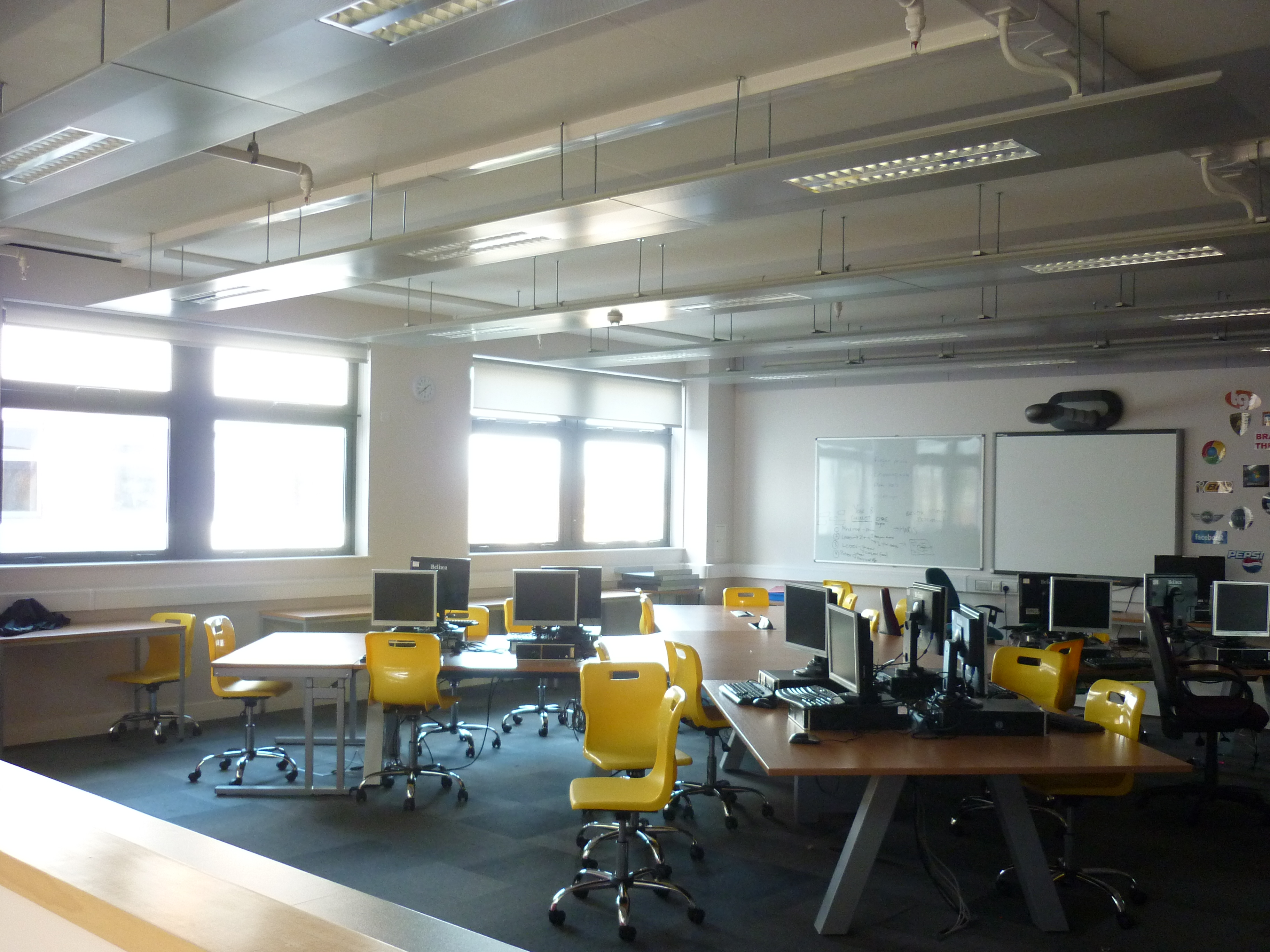 LED Lighting Creates Healthier Workplaces